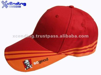 Singapore Customized brushed cotton cap printing and embroidery