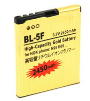 China factory professional export 1000mAh BL-5F mobile battery replacement for nokia