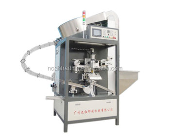 multi-function hot stamping foil machine for plastic tube, automatic plastic hot foil stamping machine for sale