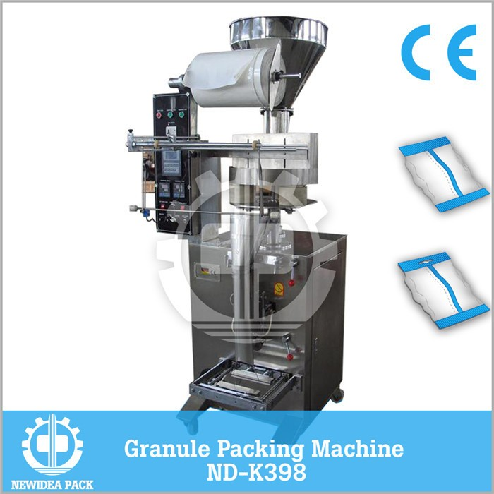 K398 sealing wholesale bulk dog food plastic bag making machine price