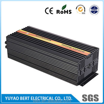 8000w high frequency Pure sine wave inverter,DC24V-AC220V(BERT-P-8000W)