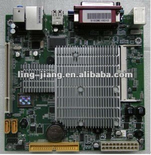 170*170 Industrial Motherboard With Onboard CPU Intel915EM+85081FSB (Pcm3-916EM)