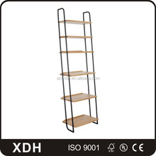 Good quality corner wall mount cabinet retail store wood display shelf