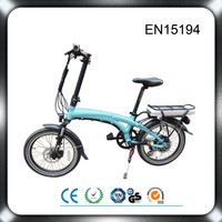 New design E-bicycle, 250w motor small lithium battery children electric bicycle