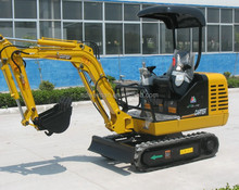low price mini excavator 1.8 ton Earth moving Machinery made in china