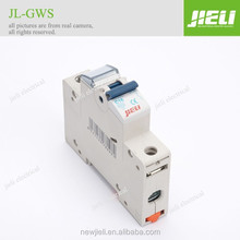 Chinese supplier c6 spn mcb general switch circuit breakers