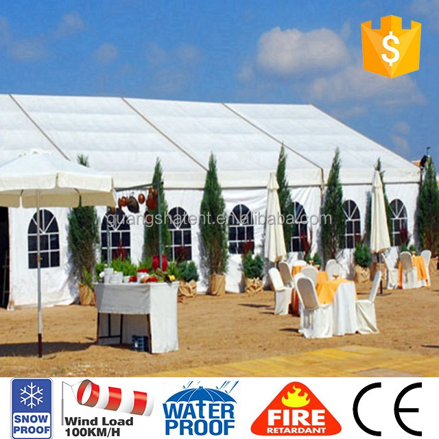 custom-made heated air conditioning large novelty party tents for sale