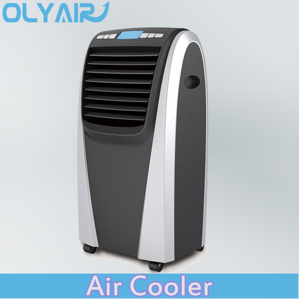 Portable Evaporative air cooler with CE cooling or heating optional