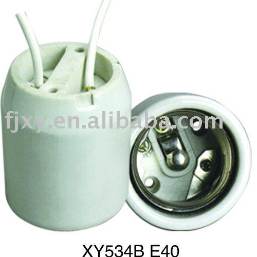 E40 porcelain lamp socket