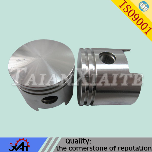 auto spare parts cast aluminum part engine parts piston