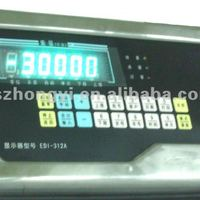 EDI 312A Weighing Display For Cement
