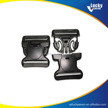 High quality 2 Inch plastic side release buckle plastic insert press button buckle