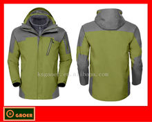 2013 New Arrived Men's Sports wear, Jackets for Camping , Hiking & Crossing
