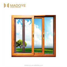 40dB Acoustic Aluminum sliding window cheap price philippines for Sliding window security lock