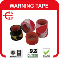 custom pvc/PE warning tape for strapping