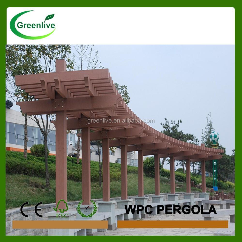 eco friendly outdoor wood pergola designs buy wood clinton eco friendly wood treatment table with drawers