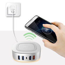 Best quality Multi-function hot Selling China qi wireless charger universal portable qi wireless charger