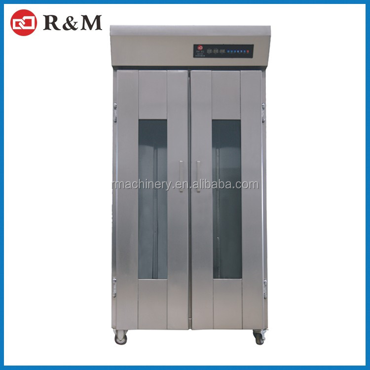 Automatic 36 Pan Capacity Commercial Bakery Dough Retarder Proofer With Price