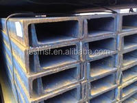 JIS hot rolled channel steel