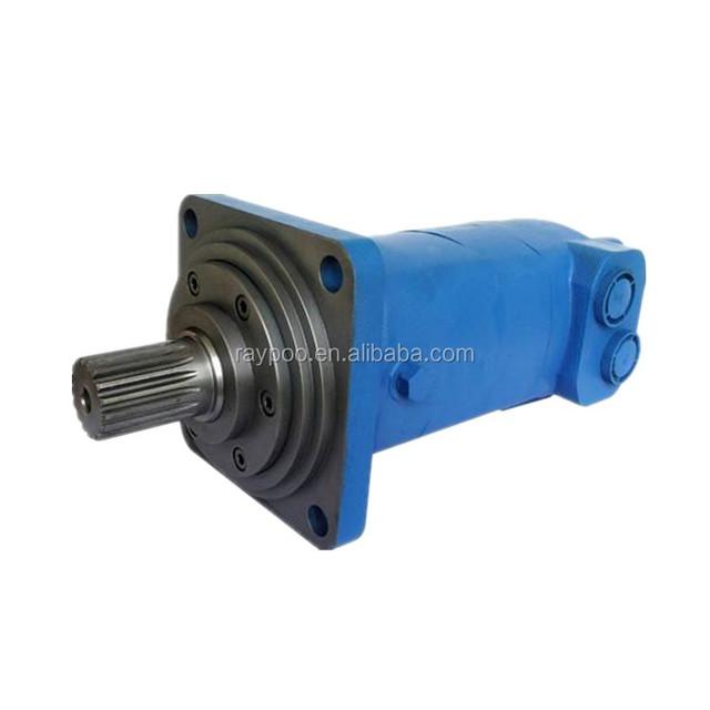 Eaton hydraulic motor for hydraulic rotary drilling rig