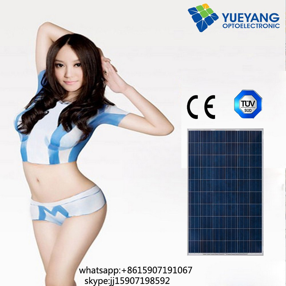 Lowest price high reliability poly solar panel 500 watt for sale broken solar cells