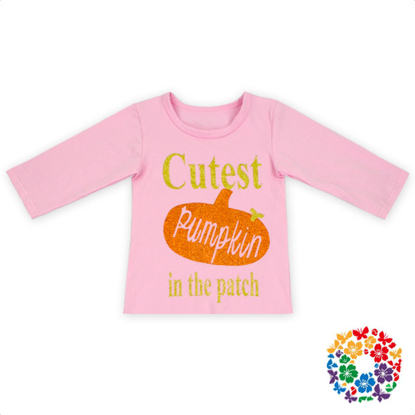 High Quality Girls Ruffle Outfits Short Sleeve Cotton Clothes Clothing Set Newborn Baby Clothes Set