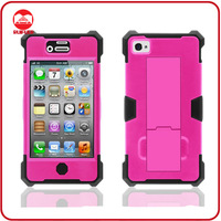 2013 New Design Customized Tuff Matte Rugged Hybrid Mobile Phone Case for Iphone 5 5g