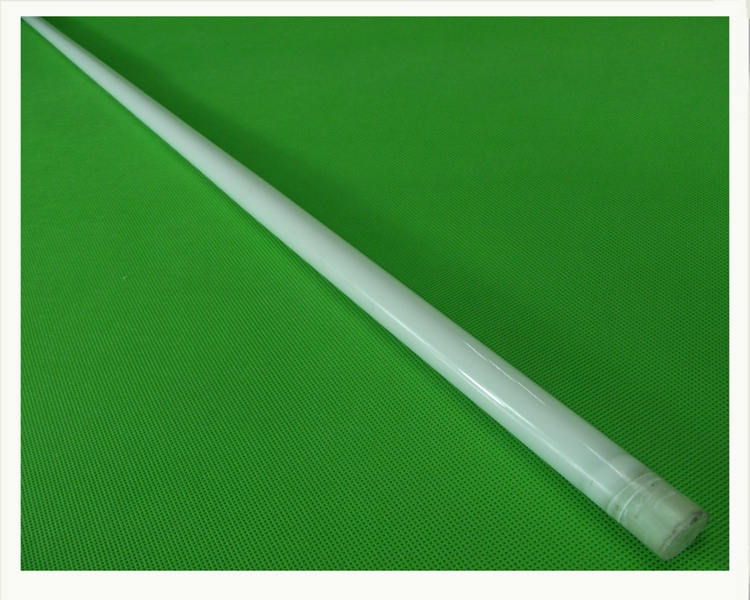 Plastic Tapered Tubes Fiberglass Wrapped Tapered Boom