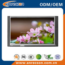 "7"" touchscreen open frame lcd monitor for industrial device"