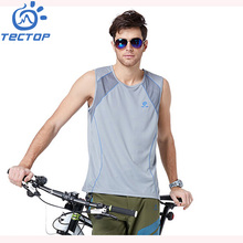 China Factory Sale Men's Summer Quick Dry Sleeveless Cycling Vest