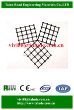 Plastic geogrid for Road based material