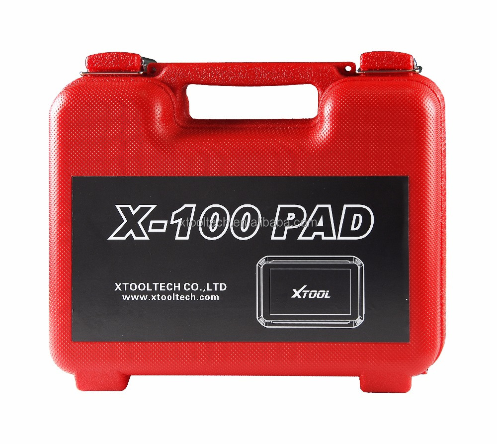 Best Price XTOOL X100PAD Multi-Function Auto Key Programmer Update via Wifi Odometer Correction