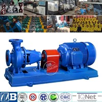 IS specification of electric single stage centrifugal pump for water