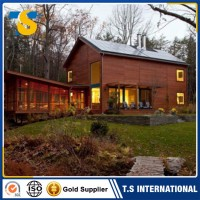 European standard Fast construction the most strong smart prefab house