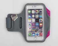 Quality Luxuy Lycra New Design Armband Cellphone