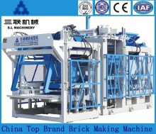 brick molding machine for making brick ecological concrete brick machine making