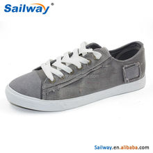 Hot Sale Wholesale jeans Shoe men sneakers