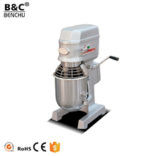 Commercial Electric Bakery Spiral Dough Mixer / Haisland High Speed Planetary Dough Mixer for Bread Bakery