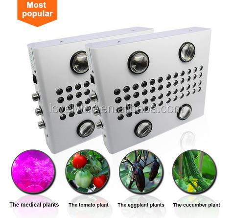 2017 New Products Full Spectrum Led Grow Light For Agriculture Project