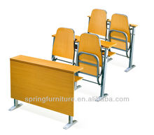 Lecture desk and chair in school ; school furniture dubai