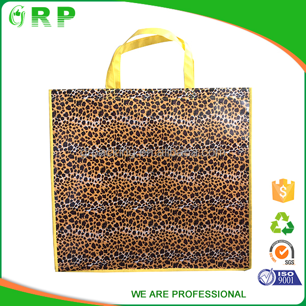 Promotions recycling pp housewife lightweight non woven gift bag