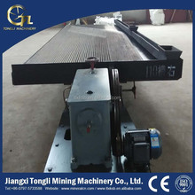Gold Mining Machine Shaking Table Coltan Shaking Table at Low Price 6-S