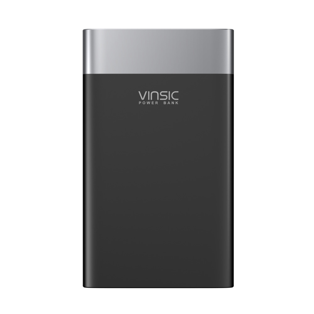 VINSIC Premium Quick Charge 3.0 20000mah Portable Power Bank for Philips