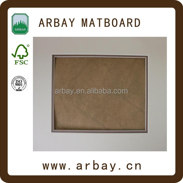 Wholesale 12x12 white cheap wood photo frame with backing board