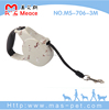 2015 products cheaper whole sale auto dog leashes pet products printing retractable dog leashes MS-706-3M