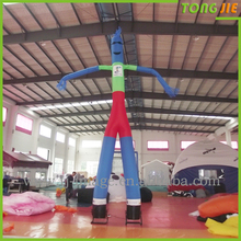 Customized Size Giant Inflatable Promotional Air Figures,Waving Inflatable man for Sale