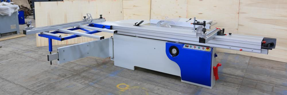 OEM/ODM Woodworking Use and Horizontal Style Sliding Table Saw/Panel Saw