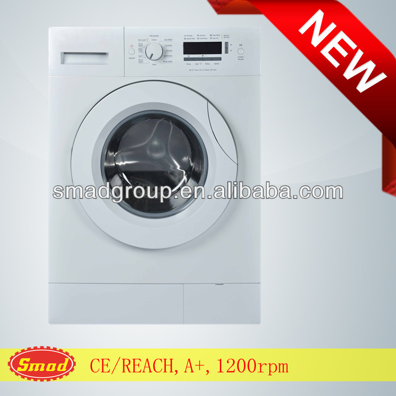 Mini fully automatic front loading washing machine with 5,6,7KG ,portable front loading washing machine