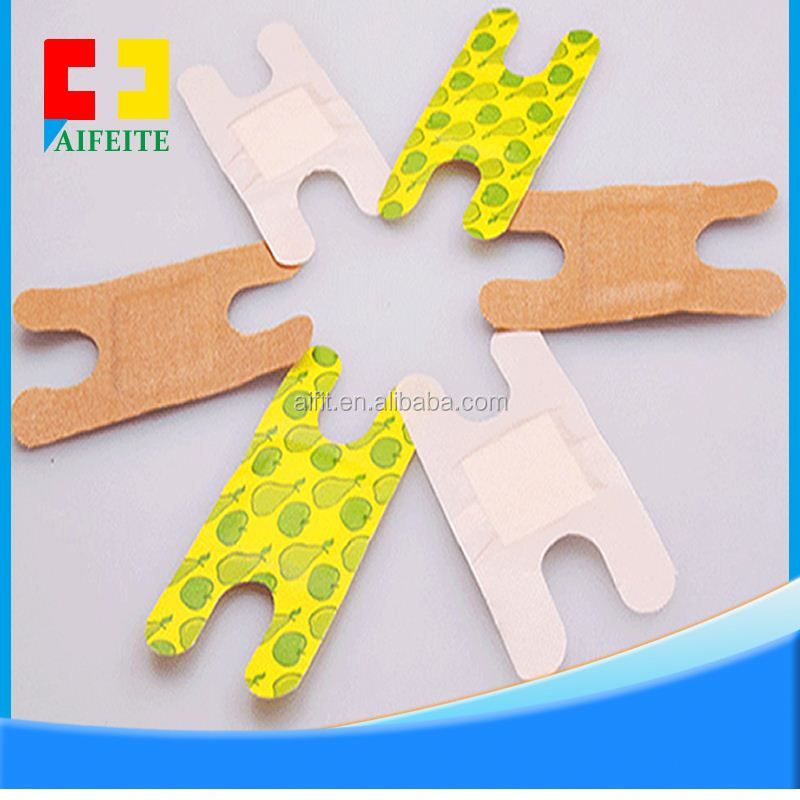 Convenient custom printed different shape band aid