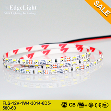 Edgelight Shanghai Manufacturer Fashionable aluminum flexible led strip light reflector for business signs